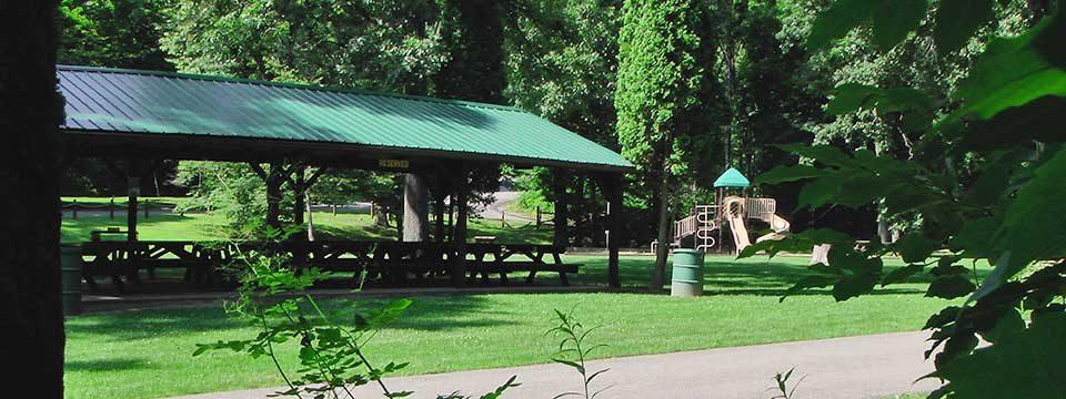 bertha brock park pavilion