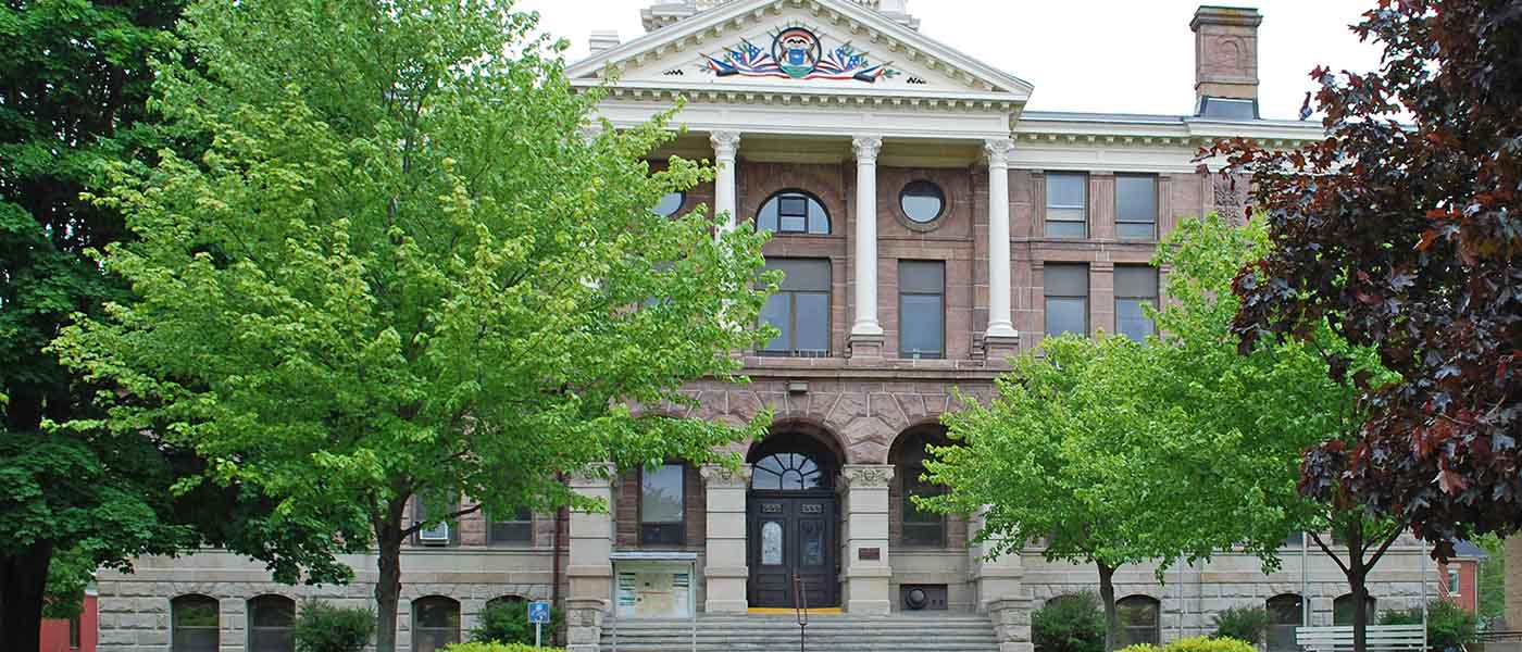 Ionia County Courthouse
