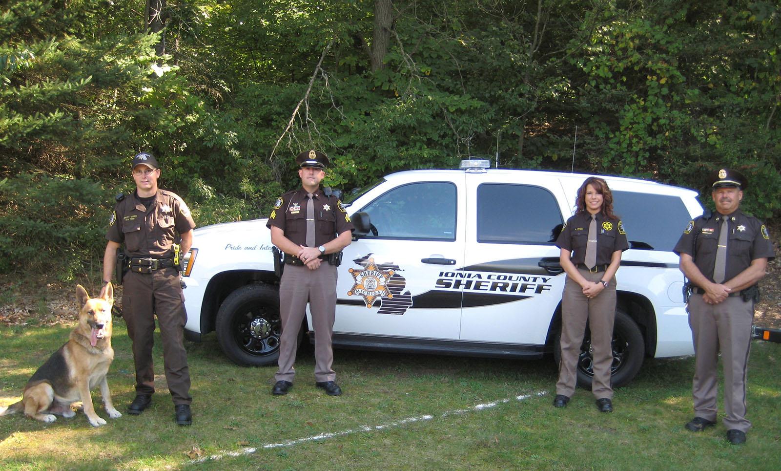 Sheriff Staff